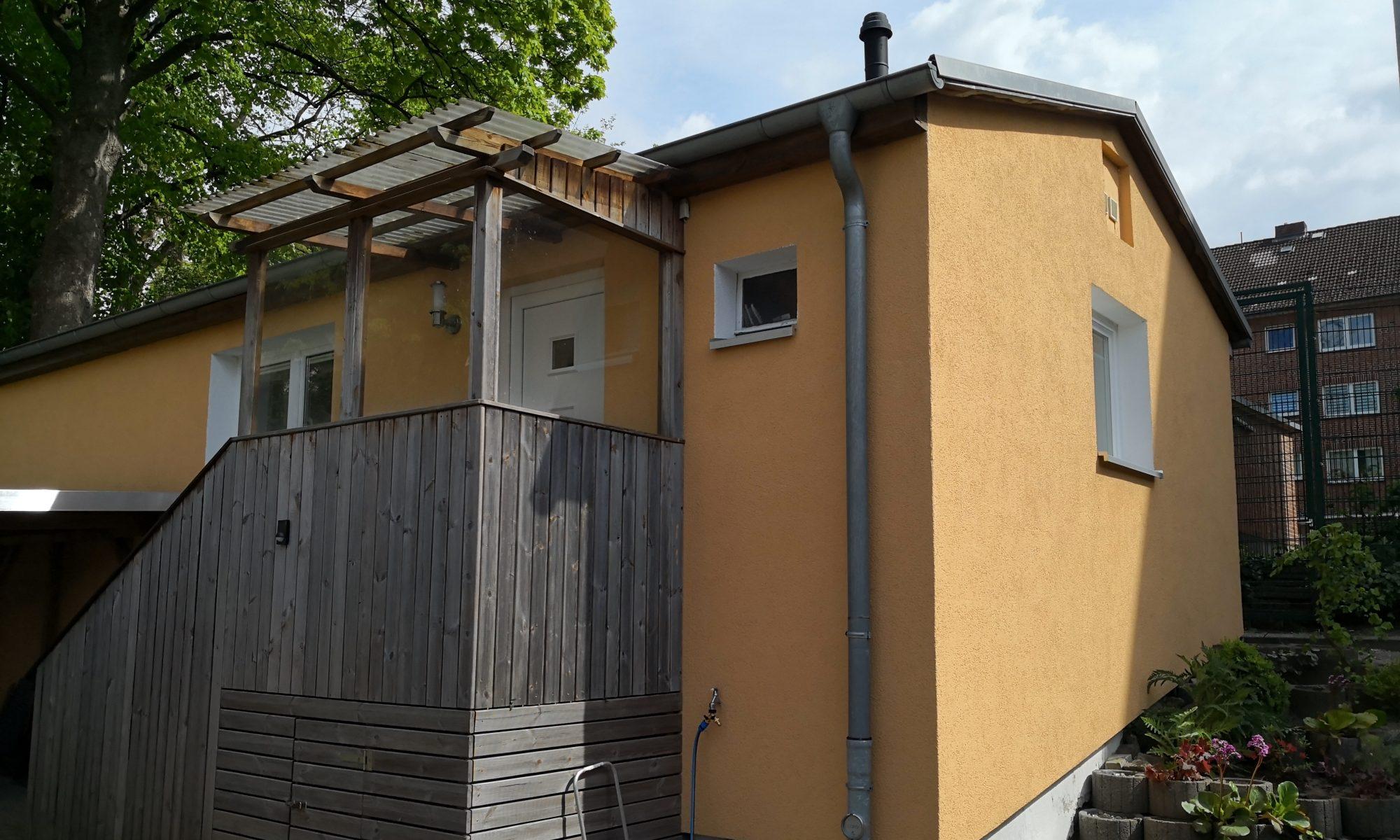 Ferienwohnung in Hamburg Eilbek